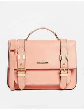 river-island-large-satchel-in-pink by river-island