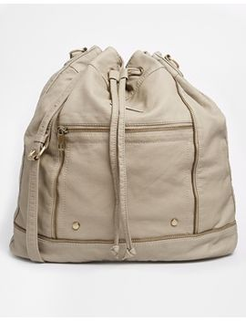river-island-stone-washed-duffle-bag by river-island