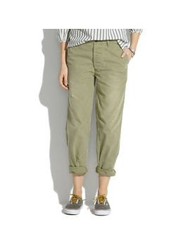 chimala®-chambray-baggy-trousers by madewell