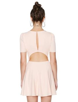 holed-up-dress by nasty-gal