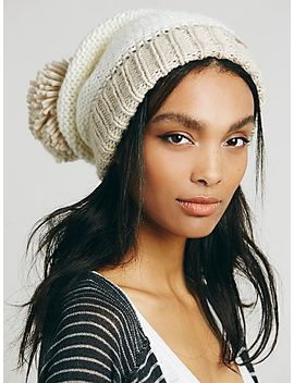 bowsman-pom-beanie by free-people