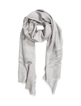 woven-scarf by h&m