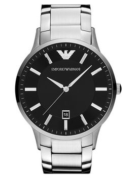 round-bracelet-watch,-43mm by emporio-armani