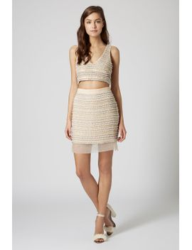 limited-edition-pearl-bralet-and-skirt by topshop