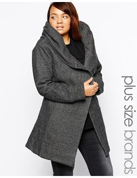 new-look-inspire-belted-infinity-scarf-coat by new-look-inspire