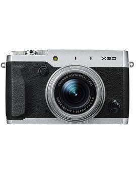 fujifilm-x30-12-mp-digital-camera-with-30-inch-lcd-(silver) by fujifilm