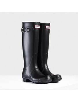 womens-original-tall-rain-boots by hunter