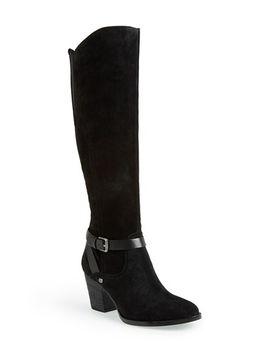 tarrilyn-knee-high-suede-boot by ivanka-trump