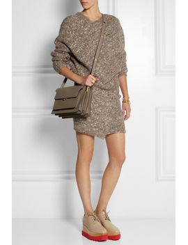 chunky-knit-wool-blend-sweater-dress by stella-mccartney