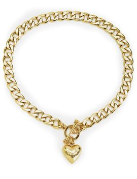 banner-heart-starter-necklace by juicy-couture