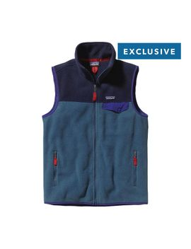 patagonia-mens-lightweight-synchilla®-snap-t®-fleece-vest by patagonia