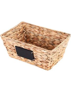 mainstays-storage-basket,-natural by mainstays
