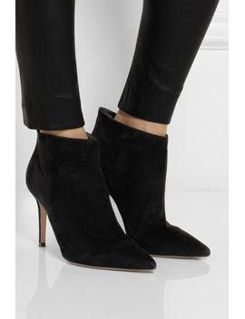 suede-ankle-boots by gianvito-rossi