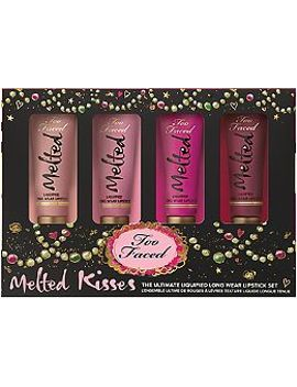 melted-kisses-lipstick-set by too-faced