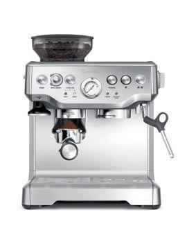 breville-bes870xl-barista-express-espresso-machine by breville