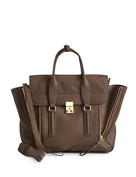 pashli-large-leather-satchel by 31-phillip-lim
