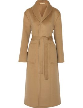 wool,-angora-and-cashgora-blend-coat by michael-kors