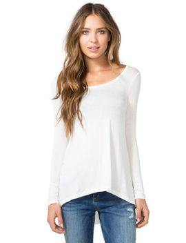 essential-long-sleeve-top by agaci