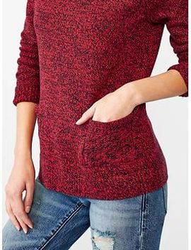 marled-raglan-sweater by gap