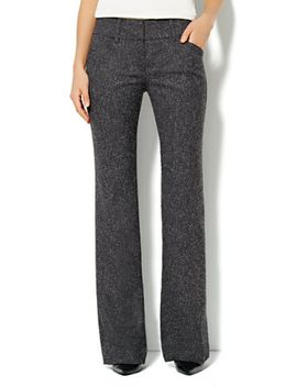 7th-avenue-pant---bootcut---tweed---petite by new-york-&-company