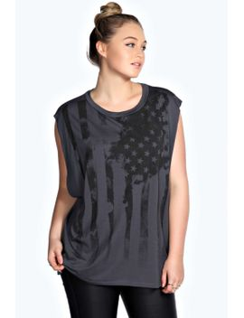 lauren-drop-arm-oversized-vest by boohoo