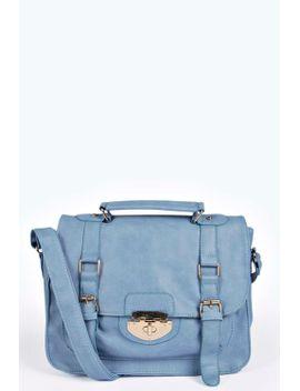 darcie-cross-body-satchel-bag by boohoo