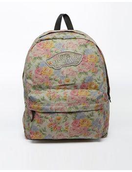 vans-realm-backpack-in-floral-print by vans