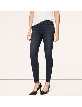modern-skinny-ankle-zip-jeans-in-puddle-blue-wash by loft