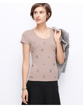 bejeweled-tee by ann-taylor