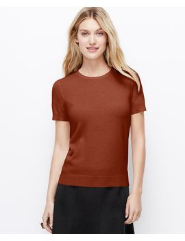 cashmere-tee by ann-taylor