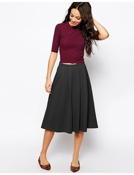 new-look-waffle-midi-skirt by new-look