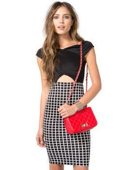 crossfront-windowpane-dress by agaci