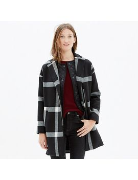 checkmark-zip-coat by madewell