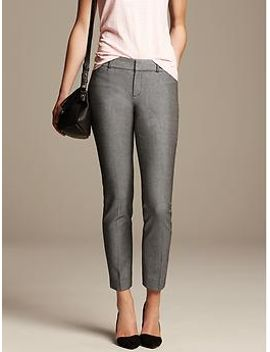 sloan-fit-black-and-white-slim-ankle-pant by banana-repbulic