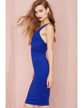 run-deep-dress by nasty-gal
