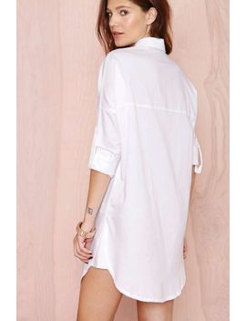 going-blank-tunic by nasty-gal