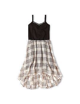 sally-m™-sally-miller-sleeveless-studded-high-low-dress---girls-6-16 by sally-m™-sally-miller-sleeveless-studded-high-low-dress---girls-6-16