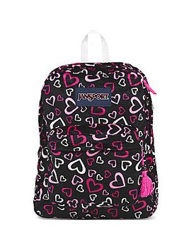 jansport®-highstakes-backpack---velvet-hearts by jansport