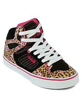 vans®-allred-girls-high-top-skate-shoes---big-kids by vans