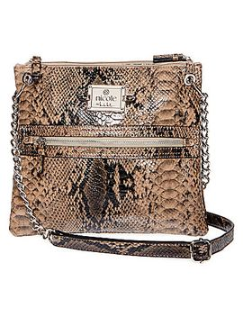 nicole-by-nicole-miller®-jodie-crossbody-bag by nicole-miller®-jodie-crossbody-bag