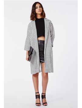 marliee-check-print-duster-coat by missguided