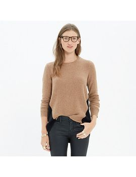 back-zip-pullover-sweater-in-colorblock by madewell