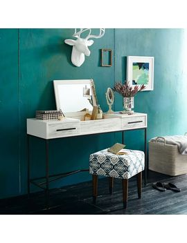 wood-tiled-vanity by west-elm