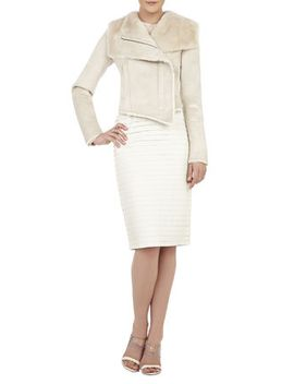 clint-draped-collar-jacket by bcbgmaxazria