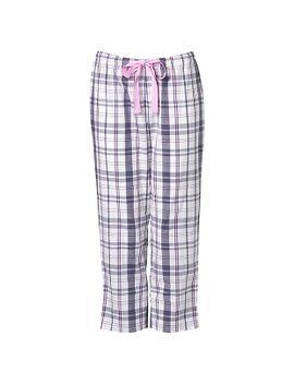 3_4-length-pyjama-pants---checks by target