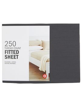 target-250-thread-count-fitted-sheet---vapour by target