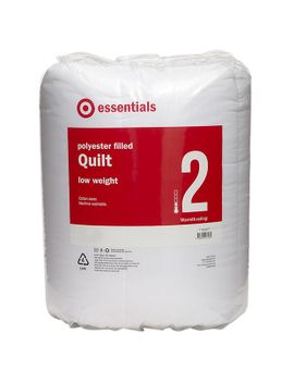 essentials-cotton-cover-quilt---medium-warmth-rating by target