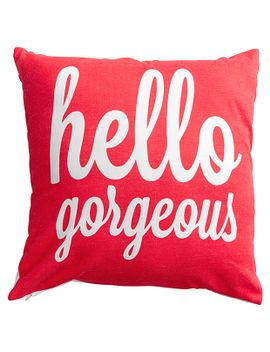 hello-gorgeous-cushion by target