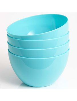pop-set-of-4-bowls---aqua by target