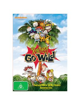 rugrats:-go-wild---dvd by target